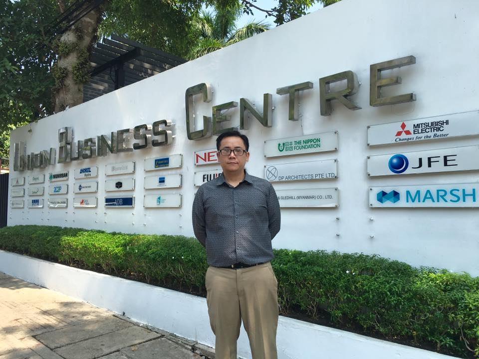 VietCham Singapore Yangon Business Mission - April 2016
