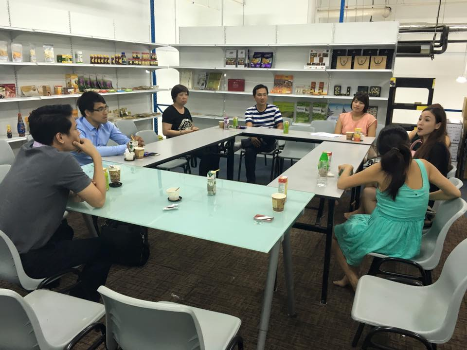 VietCham Singapore BizTalk Series - February 2016