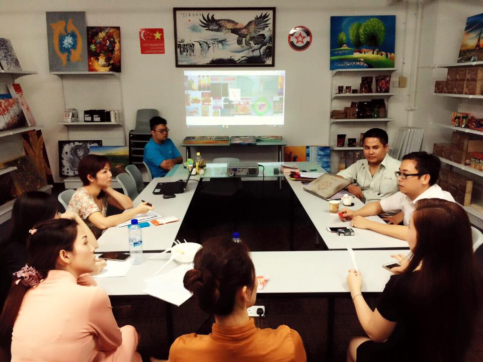 VietCham Singapore BizTalk Series - May 2016