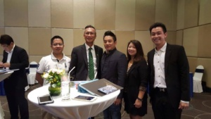 VietCham Singapore Real Estate talk with SLP Scotia