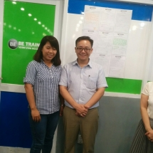 Coaching & Networking with SMBs in HCMC - June 2016