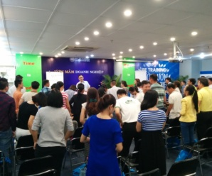 Coaching & Networking with SMBs in HCMC – June 2016