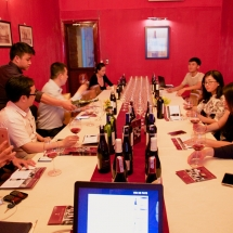 VietCham Singapore Wine Tasting and Networking Event for CEOs & Founders