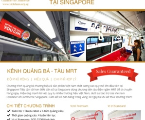 Vietnam Premium Class – Support campaign to Vietnamese Brands in Singapore