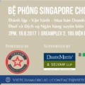 BỆ PHÓNG SINGAPORE CHO DOANH NGHIỆP VIỆT – SINGAPORE AS A LAUNCHPAD FOR VIETNAMESE BUSINESSES