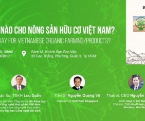 Paving way for Vietnamese Organic Farming & Products
