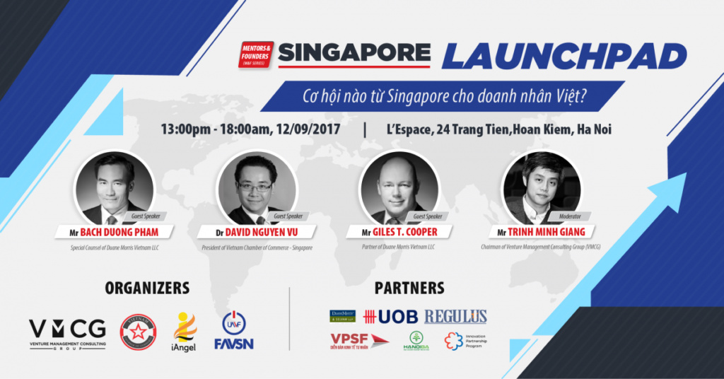 Singapore launchpad for Vietnamese business