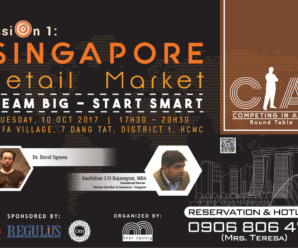 Competing in Asia (CIA) Round Table Series – Singapore Retail Market