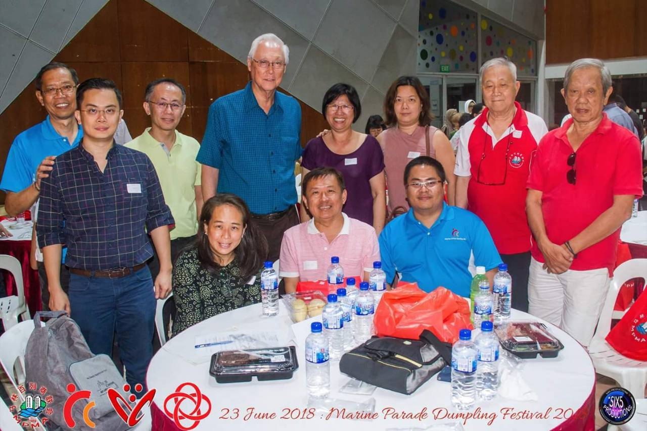 Goh Chok Tong & Phan Phi Long
