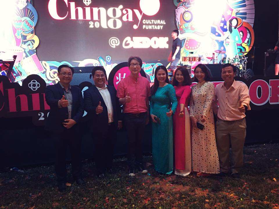 VietCham at Chingay - March 2018