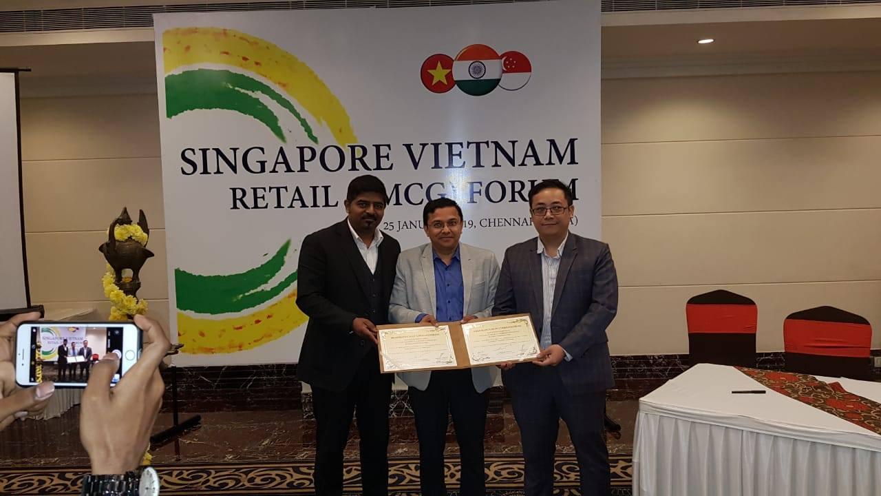 Singapore-Vietnam FMCG Forum 8