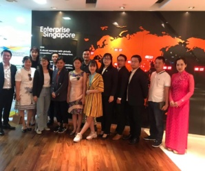 Business Matching between Vietnamese and Singapore Enterprises