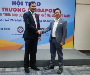 Singapore – an important market for Vietnam SMEs to reach out to the world